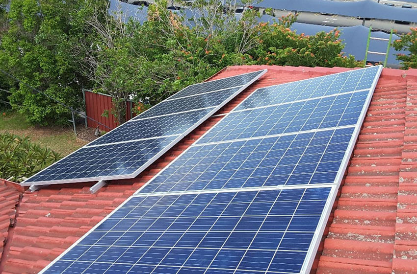 commercial solar installations company