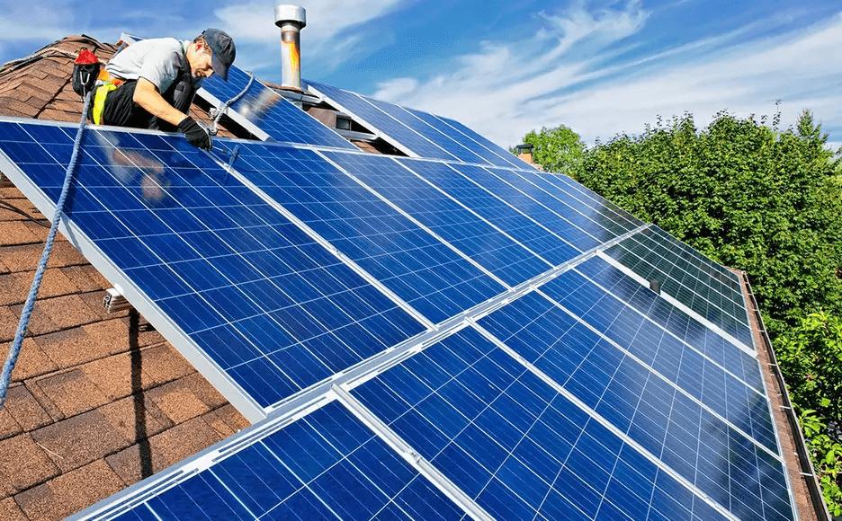 solar panels sunshine coast packages