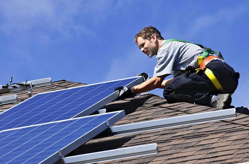 solar system installation companies